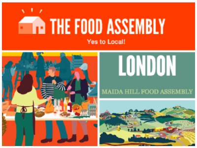 Award winning Food Assembly going to Maida Hill Place